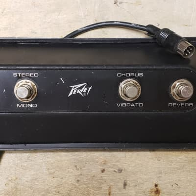 Peavey Footswitch