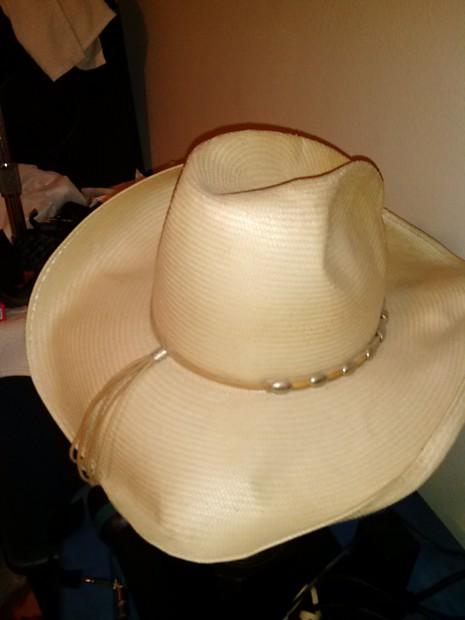 a58501a38 Lynyrd Skynyrd Bob Burns Resistol Western Hat (Ends 12/31/14)Make  Reasonable Offer