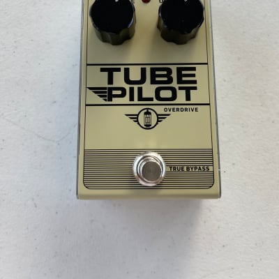 TC Electronic Tube Pilot Overdrive Distortion True Bypass Guitar Effect Pedal