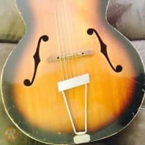 Gretsch New Yorker 1950 Sunburst image