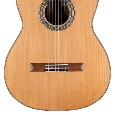 Asturias Double Top 2019 Classical Guitar Cedar/Indian Rosewood for sale