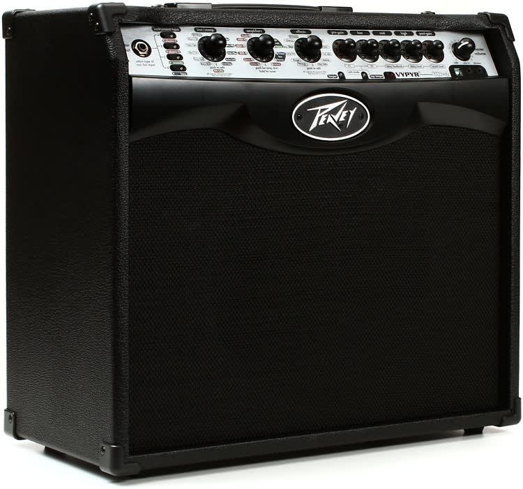 peavey vypyr vip 2 40 watt 1x12 modeling guitar reverb. Black Bedroom Furniture Sets. Home Design Ideas