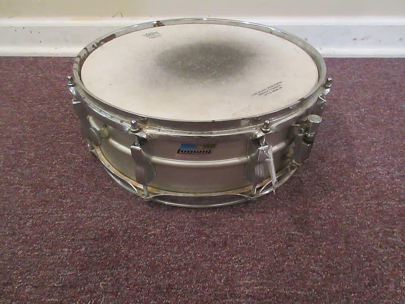 ludwig acrolite 14 snare drum vintage 1979 used reverb. Black Bedroom Furniture Sets. Home Design Ideas