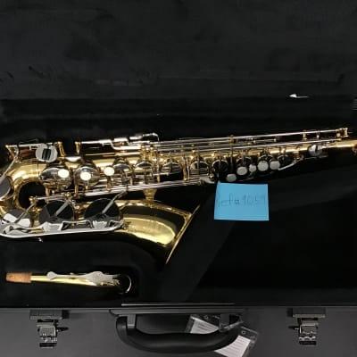 Yamaha YAS-200ADII Alto Saxophone (REF #9059)