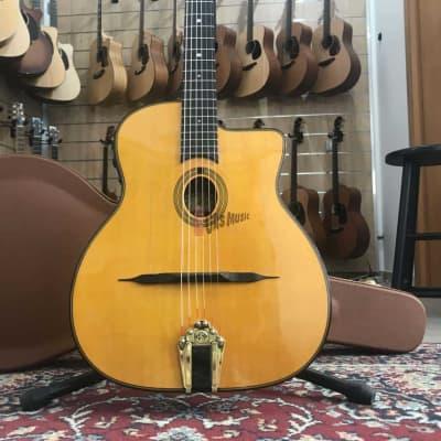Gitane  DG-455 Gypsy Guitar for sale