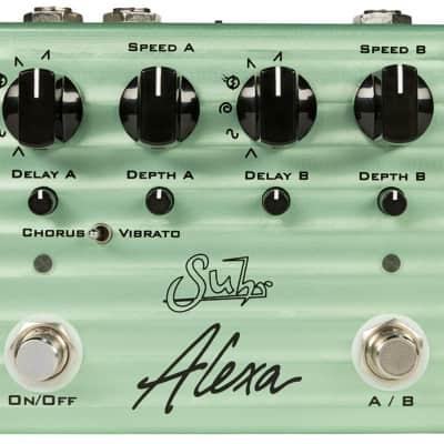 Suhr Alexa Dual Channel Multi-Wave Chorus/Vibrato