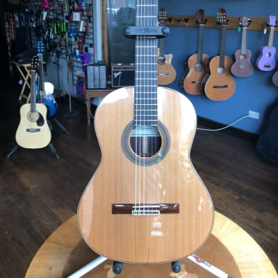 Altamira Classical Guitar N500 2020 Gloss with a gig bag. for sale