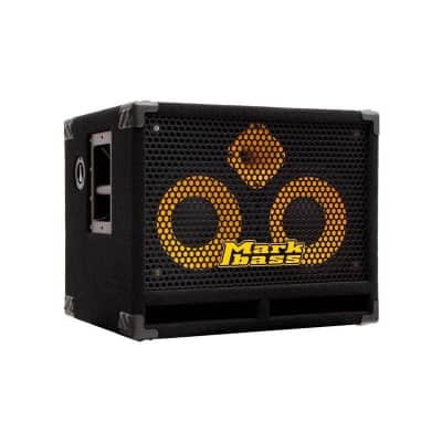 """Markbass MBL100011 Standard 102HF Front-Ported Neo 2x10"""" Bass Speaker Cabinet - 8 Ohm"""