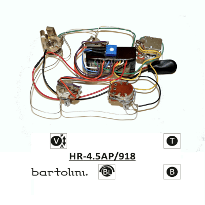 Bartolini Pickups & Electronics | Reverb on