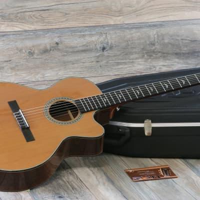 2014 Furch Guitars FN-23 CR Cut Classical Nylon Cutaway Guitar + OHSC for sale