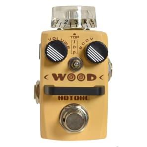 Hotone Skyline Wood Acoustic Guitar Simulator