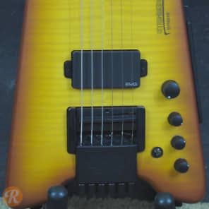 Steinberger Synapse Transcale ST-2FPA Custom Flametop 2008