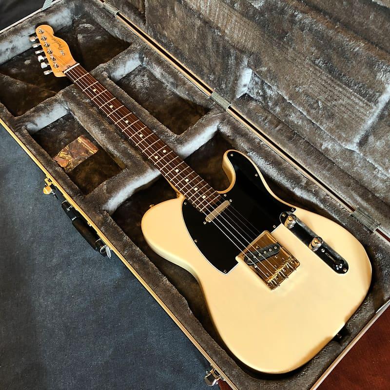 Fender / Allparts Telecaster Transparent Blonde w/ Fender American Professional