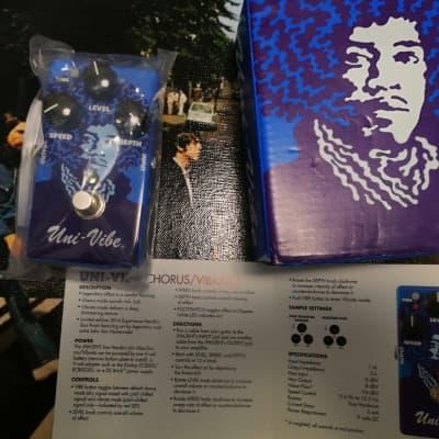 MXR JHM3EHT Experience Hendrix Uni-vibe 2012