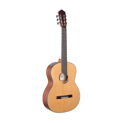 Angel Lopez Classical guitar w/ solid cedar top, Eresma series for sale