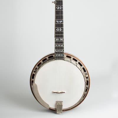 Wildwood  Custom Bluegrass 5 String Banjo (1971), black hard shell case. for sale