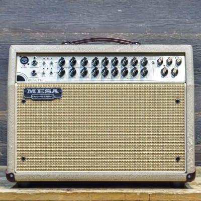 "Mesa Boogie Rosette 300 / Two:Eight 300-Watt 2x8"" Acoustic Guitar Combo Amplifier"