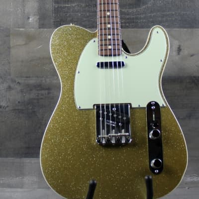 Fender 60 s NOS CUSTOM SHOP Telecaster 2019 Golden Flake