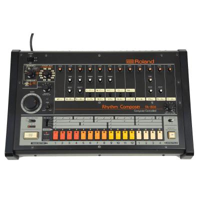 Roland TR-808 Rhythm Composer Vintage Drum Machine