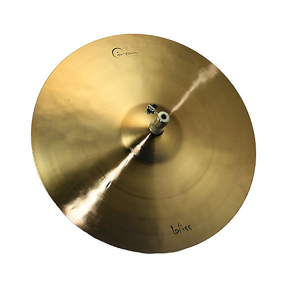 dream 14 inch bliss hi hat cymbals pair reverb. Black Bedroom Furniture Sets. Home Design Ideas