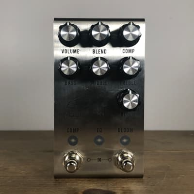 Jackson Audio Bloom Compressor / EQ V1 2018 - 2019 Silver