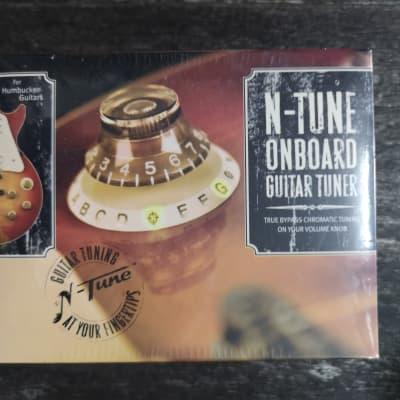 N-tune On Board Tuner for Humbucker Guitars