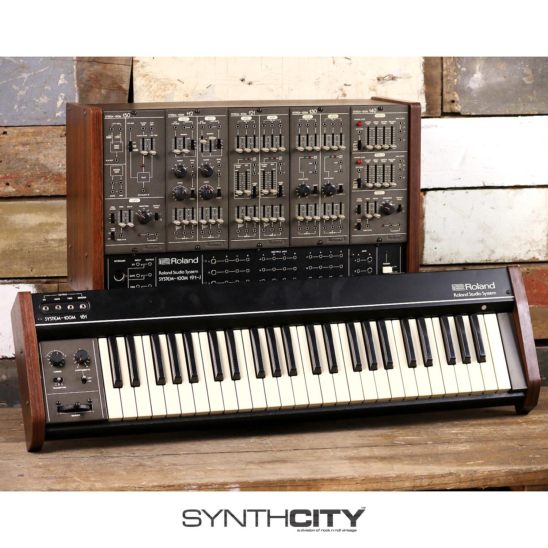 Roland System 100m D-Set Vintage Analog Modular System