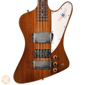 Gibson Thunderbird IV Reissue Natural 1977