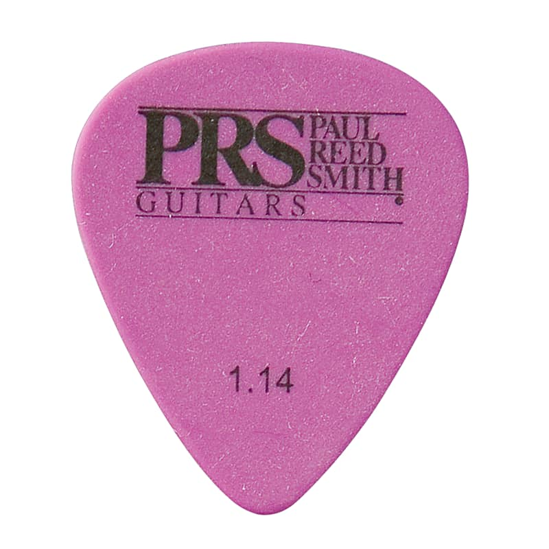 Paul Reed Smith PRS Purple Delrin 1.14mm Guitar Picks (12 Pack)