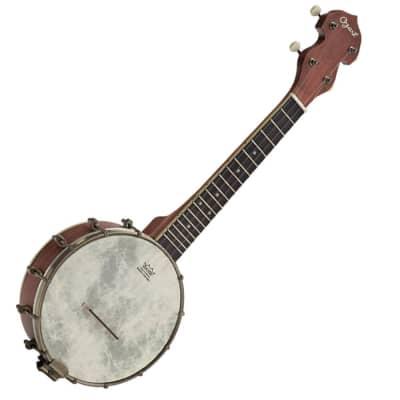 Ozark 2035 Vintage Style Ukulele Banjo for sale