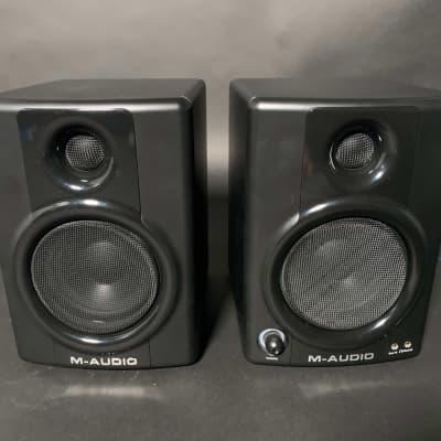 M-Audio AV-40 Studio Recording Monitors Pair Black