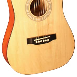 Indiana Runt Series 3/4 Size Acoustic Guitar for sale