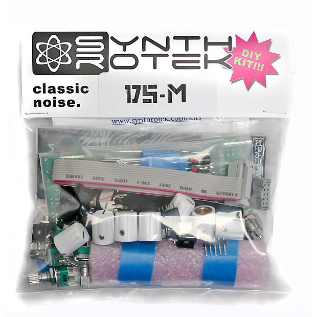 synthrotek ds m analog drum synth eurorack module diy kit reverb. Black Bedroom Furniture Sets. Home Design Ideas