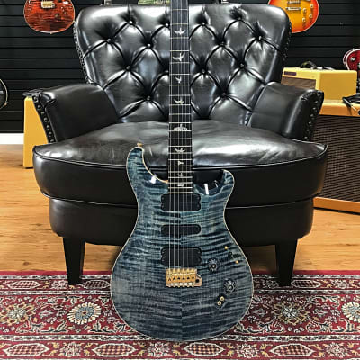 PRS 509 10-Top Faded Whale Blue 2018