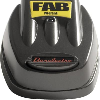 Danelectro Danelectro D-3 Fab Metal Effects Pedal 2021 black for sale