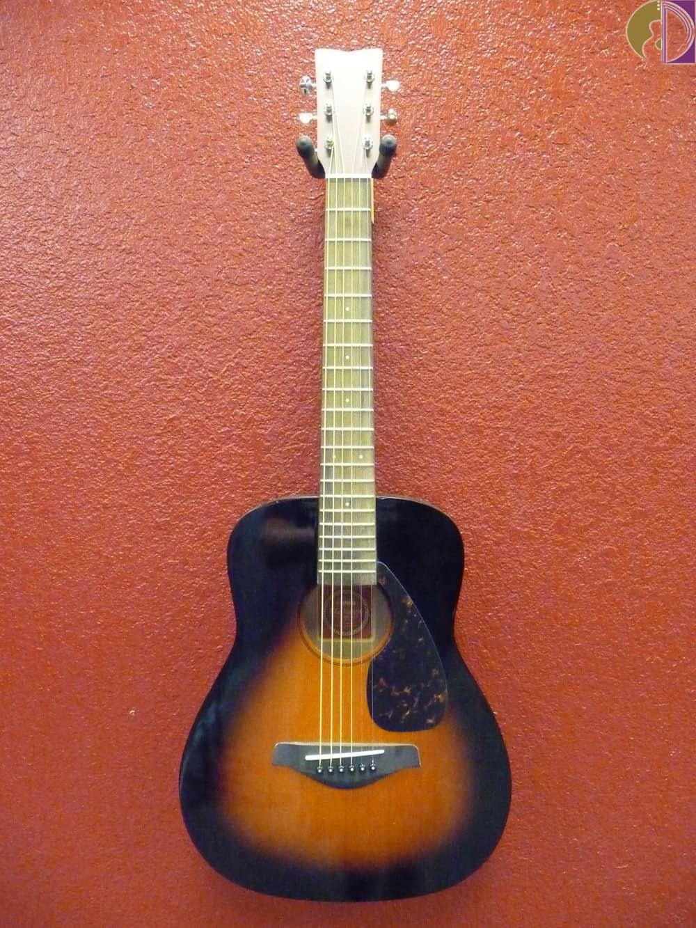 Yamaha jr2 3 4 scale student guitar tobacco sunburst reverb for Yamaha jr2 3 4