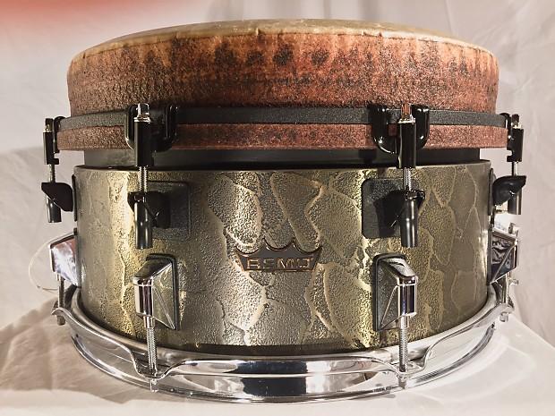 remo mondo snare drum 2013 antique bronze reverb. Black Bedroom Furniture Sets. Home Design Ideas