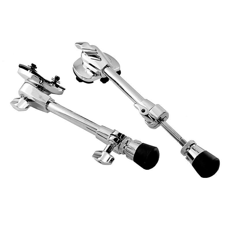 pair Pearl Bass Drum Spurs