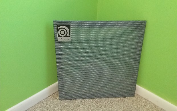 Ampeg Replacement Grill Anniversary Svt212Av May Fit Svt 4x10he #2