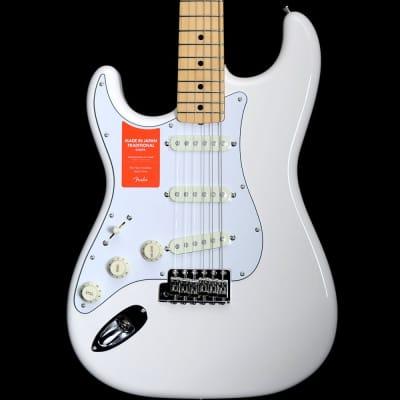 Fender FSR MIJ 68 Stratocaster Left Handed, Arctic White for sale