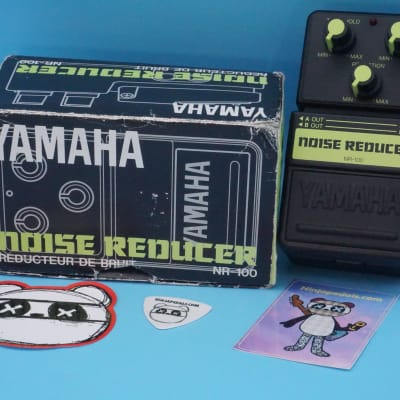 Yamaha NR-100 Noise Reducer w/Original Box | Rare 1980s | Fast Shipping!