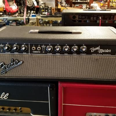 Fender Bandmaster Export Model 1966