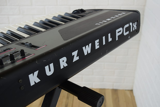 Kurzweil Pc1x 88 Key Keyboard Synth Excellent Used Reverb