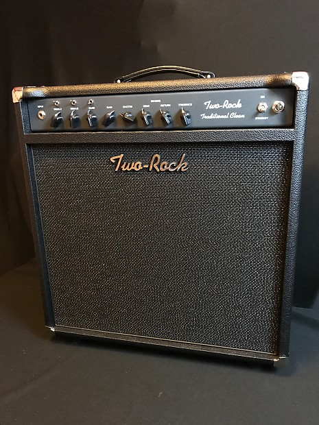 two rock traditional clean 40 20 combo amp amplifier reverb. Black Bedroom Furniture Sets. Home Design Ideas