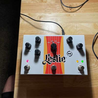Hammond Leslie Speaker Emulator Pedal for sale