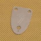"""Fender 005-4525-000 '70s Vintage-Style 3-Bolt """" Stamped Guitar Strat Fender Neck Plate image"""