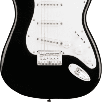 Squier Bullet HT Stratocaster Electric (Black)