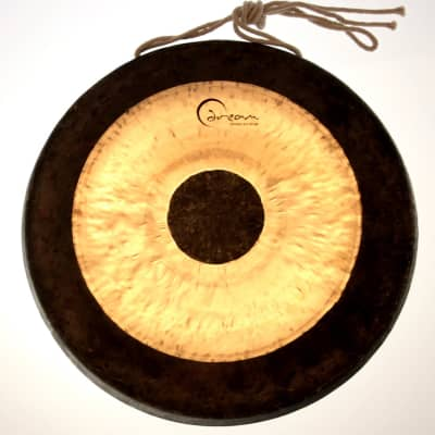 "Dream Cymbals 36"" Chau Series Black Dot Gong"