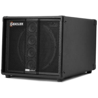 """Genzler Amplification BA10-2 BassArray 1x10""""/4x2"""" 250w Bass Cab"""
