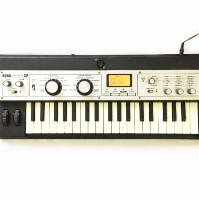 KORG MicroKORG XL 37-Key Analog Modeling Synthesizer/Vocoder. Good Condition. Sounds Great !....